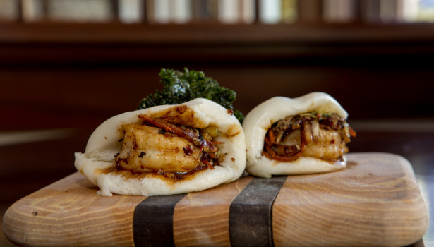 Jos-American-Bistro-Newport-RI-Spicy-Shrimp-Steamed-Buns2