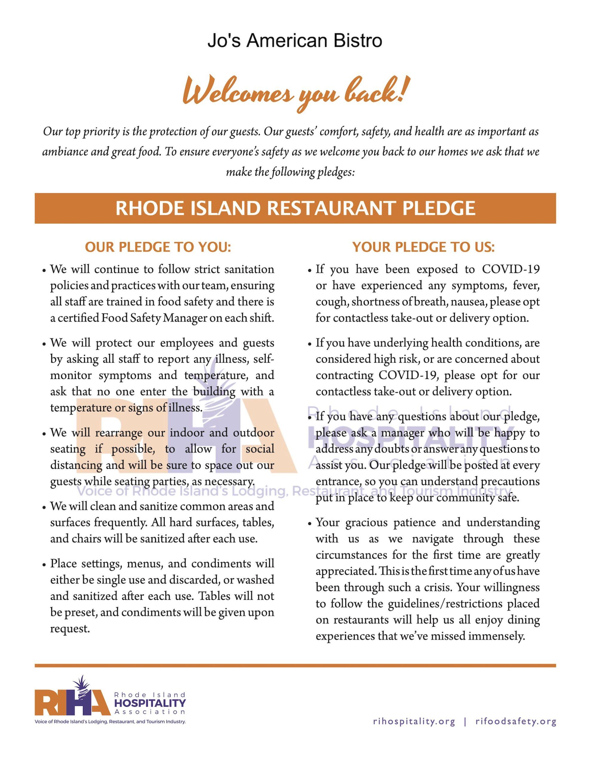 Jos-American-Bistro-Rhode-Island-RI-Restaurant-Pledge-Hospitality-Association